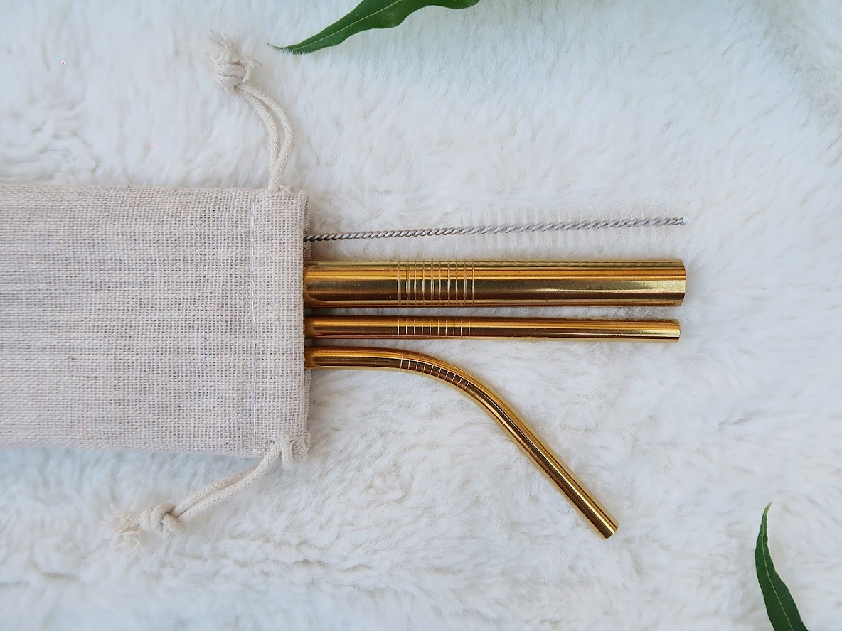 Anything Eco Reusable Straw