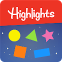Highlights Shapes icon