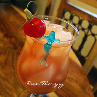 Mixed Drink With Rum And Orange Juice Recipes
