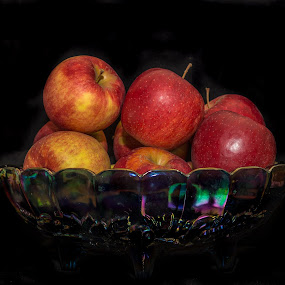 Bountiful havest by Donna Sparks - Food & Drink Fruits & Vegetables ( autum, fresh, food, apples )