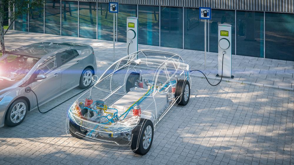 Projetos de cidades sem carros podem esbarrar na ascensão dos veículos elétricos. (Fonte: Shutterstock)