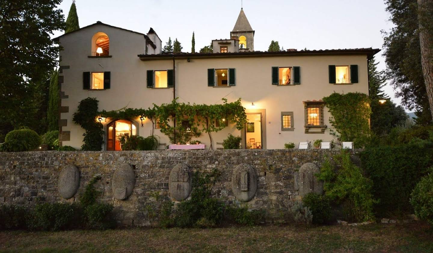 Villa with garden Fiesole