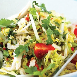 Weight Watchers Thai Chicken Salad