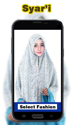 Hijab Syari Fashionable