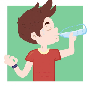 Drinking Water Reminder and Tracker For Android
