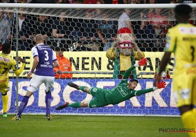 KV Oostende-Beerschot Wilrijk eindigde op 2-2