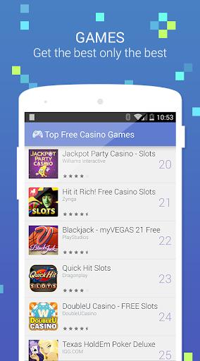 Top Free Casino Games