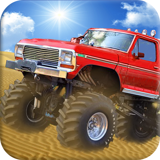 Crazy Monster Truck Race : Super Monster Truck