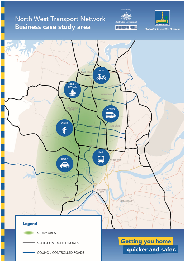 Council Seeks Feedback on North West Transport Network