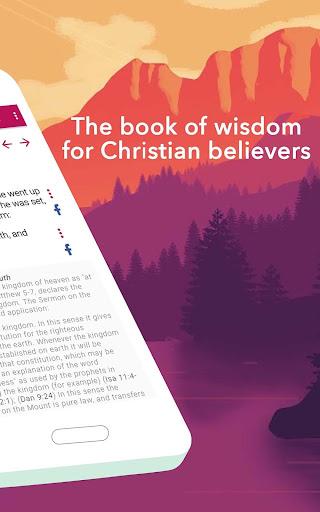 New King James Version Bible 1.0 screenshots 21
