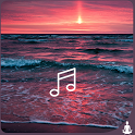 Calm Beach Waves Sounds   Meditation & Relaxing icon