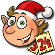 Elf Adventure Christmas Countdown Story 2017 icon