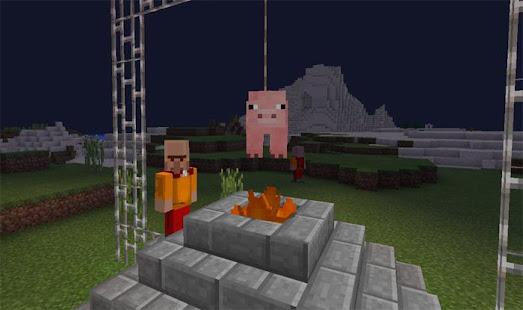 Medieval Mobs for Minecraft - náhled