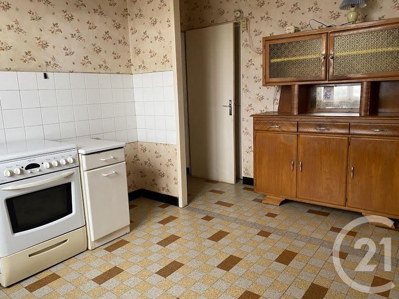 Vente maison 6 pièces 122.92 m² à La Nocle-Maulaix (58250), 80 000 €