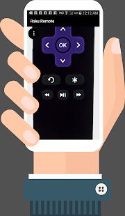 Remote for Roku -  IR Infrared - náhled