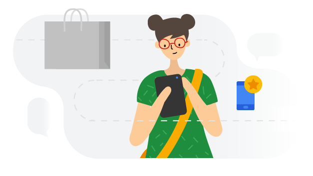 Conecta con los clientes a través de los móviles
