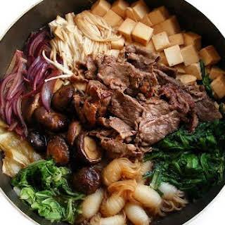 Japanese Vegetable Stew.
