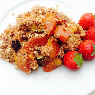 Clean Eating Crumble