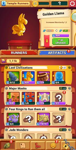 Télécharger Temple Run: The Idol Game mod apk screenshots 5