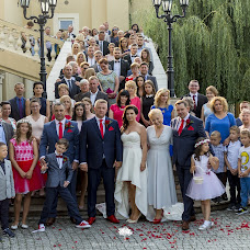 Wedding photographer Tom Zuk (weddingphotos). Photo of 13.08.2017