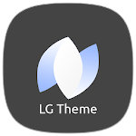 GraceUX Dark for LG G6 V20 G5 Icon