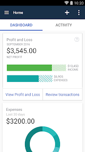 QuickBooks Accounting+Invoice- screenshot thumbnail