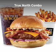 The True North Burger Combo