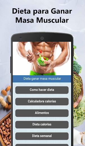Foto do Dieta para ganar masa muscular