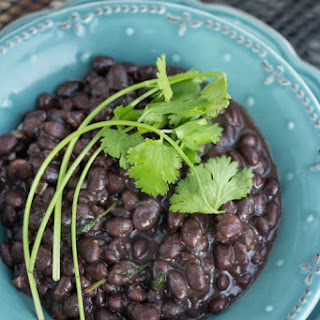 Go-to Black Beans Recipe