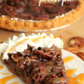 Chocolate Pecan Pie No Corn Syrup Recipes