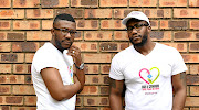 Twins Thula, left, and Ntokozo Mkhize bring a new take on preventing HIV and on living with the virus.