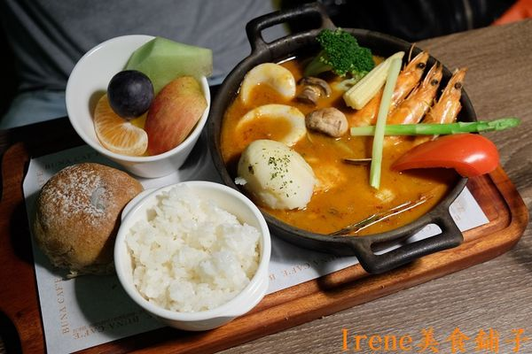 【BUNA CAF'E 布納咖啡館】義大利麵、早午餐、燉鍋都很優秀啊(新莊美食)