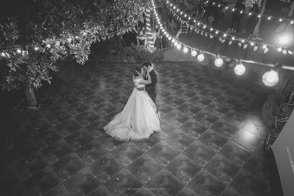 Fotógrafo de bodas Fidel Virgen (virgen). Foto del 09.10.2017