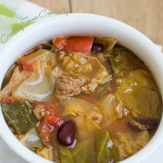 Cabbage Beef Soup