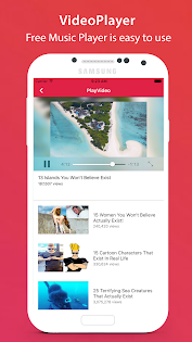 Play Tube Player game (apk) free download for Android/PC/Windows screenshot
