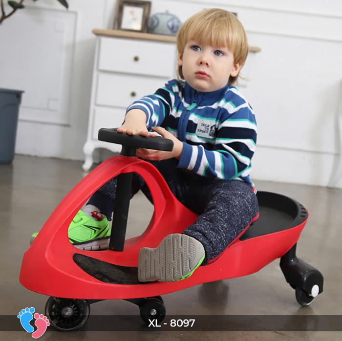 Xe lắc đồ chơi cho bé Broller XL-8097 18