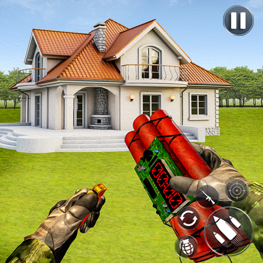 Real House Smash Simulator
