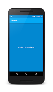 Sharedr Screenshot