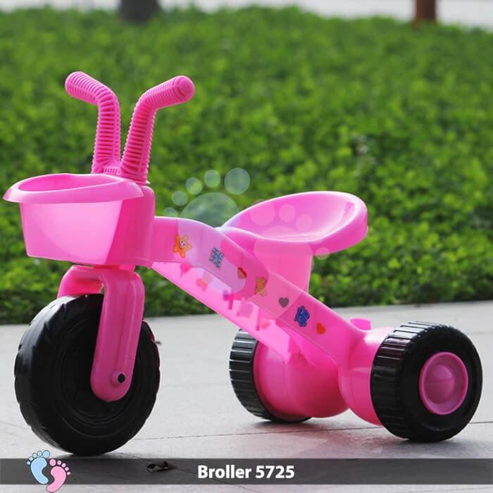 Xe đạp 3 bánh trẻ em Broller XD3-5725 5