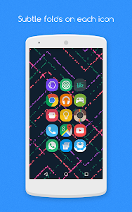 Crease - Icon Pack v1.2.0