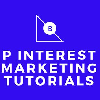 Learn Pinterest Marketing Tutorials