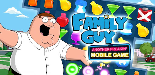 Family Guy Freakin Mobile Game game (apk) free download for Android/PC/Windows screenshot