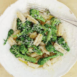 Cavatelli with Broccoli.