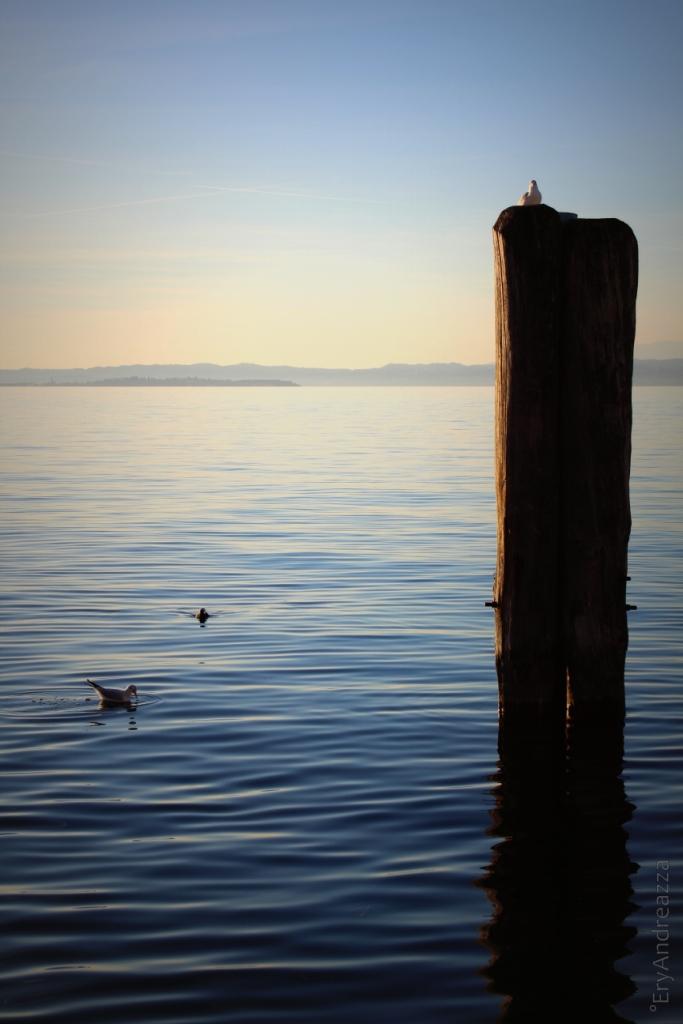 Lo specchio del lago di erykaa