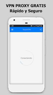 Touch VPN Proxy Gratuito Ilimitado | WiFi Seguro Mod
