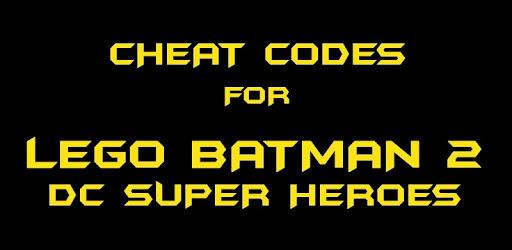 lego batman 2 dc super heroes cheats codes cheat codes - 512×250