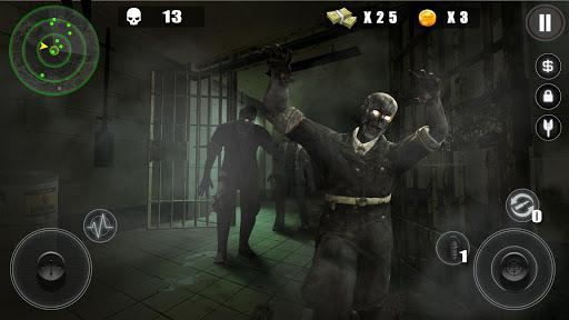 Download Zombie Hitman-Survive from the death plague MOD APK 7
