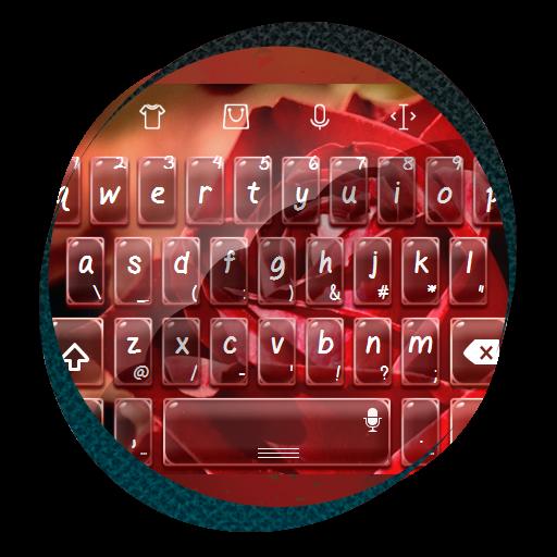 愛のギフト TouchPal 皮膚Hifu 個人化 LOGO-玩APPs