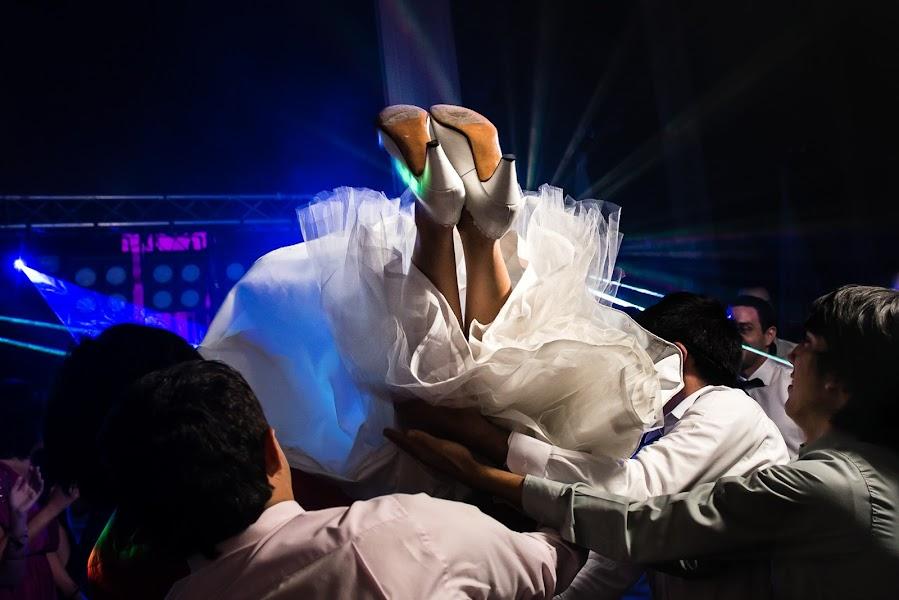 Wedding photographer Horacio Carrano (horaciocarrano). Photo of 09.08.2016