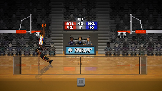 Bouncy Basketball Screenshot